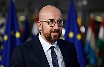 AB Konseyi Başkanı Michel, Yunanistan-Türkiye sınırına gidecek