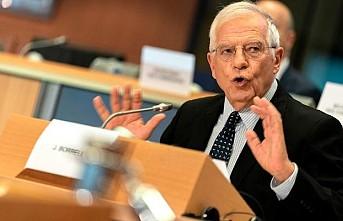 AB Yüksek Temsilcisi Borrell'den Türkiye'ye birlik mesajı