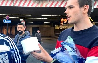 Almanya'da taksiciler isyanda: Müşteriler para yerine tuvalet kağıdı veriyor
