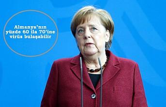 Angela Merkel'den Korkunç Tablo