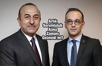 Çavuşoğlu Alman mevkidaşına Twitter'dan cevap verdi
