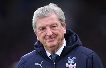 Crystal Palace, teknik direktör Hodgson'ın sözleşmesini uzattı