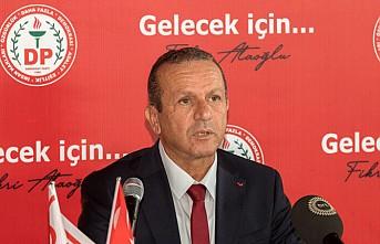 DP Başkanı Fikri Ataoğlu Londra'ya Geliyor