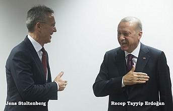 Erdoğan, NATO Genel Sekreteri'nin Elini Neden Sıkmadı!