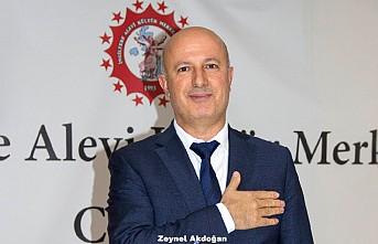 İAKM ve Cemevi Başkanı Akdoğan'dan Koronavirüs Açıklaması