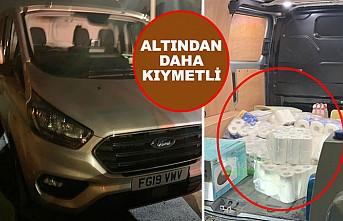 İngiltere'de hırsızlar tuvalet kağıdı çaldı