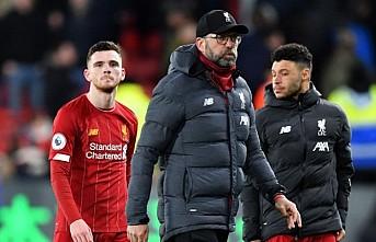 Liverpool'a nazar değdi