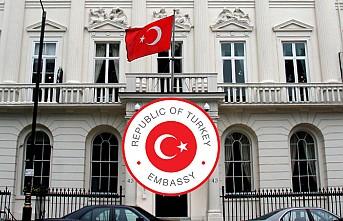 Türkiye'nin Londra Büyükelçiliğinden İngiltere'deki Türklere Çağrı