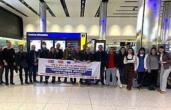 Londra'da mahsur kalan 21 Türk öğretmen yardım bekliyor