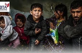 Londra'da Suriye Mültecilerine Dayanışma Gösterisi Düzenlenecek