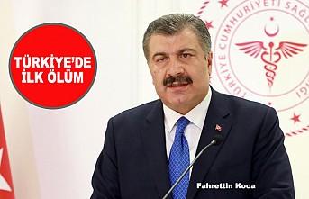 Sağlık Bakanı Koca, koronavirüsle ilgili son durumu açıkladı!
