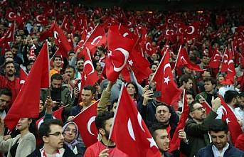 Slovenya-Türkiye hazırlık maçı seyircisiz oynanacak