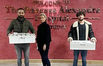 Türk Restorant İşletmesinden NHS'e Ücretsiz Yemek Desteği