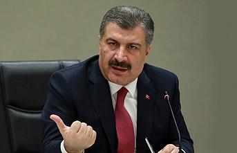 Türkiye'nin koronavirüs raporunu Bakan Koca Açıkladı