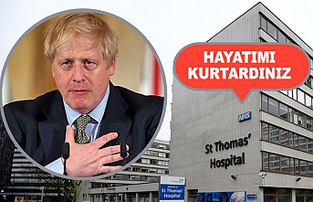 Başbakan Johnson'dan Sağlık Çalışanlarına Teşekkür
