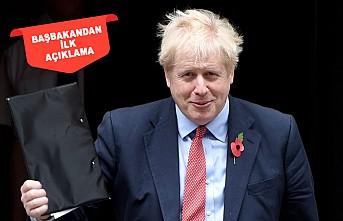 """Boris Johnson'dan, Salgında """"Maksimum Risk"""" Uyarısı"""