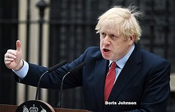 İngiltere Başbakanı Johnson Görevine Döndü