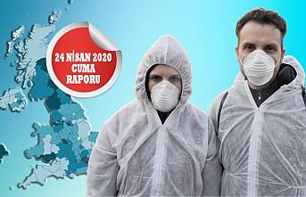 İngiltere'de Koronavirüs Ölüm Rakamları Düşmüyor!