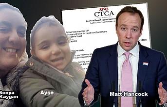 İngiltere Sağlık Bakanı'na Sonya'nın Ölümünü Sordular!