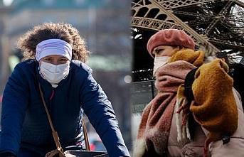İngiltere ve Fransa, Koronavirüsün Avrupa'daki yeni merkezleri oluyor