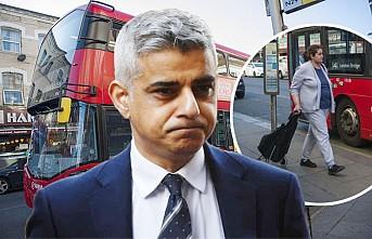 Londra'da Otobüsler Ücretsiz Oldu