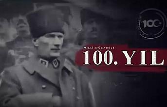 TRT HABER'den 100. Yıl Belgeseli
