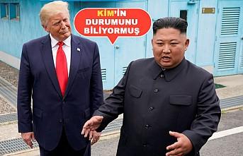 Trump, Kim Jong-un İçin Konuştu!