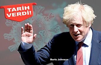 Boris Johnson, Kovid-19 Temas Takip Programını Açıkladı