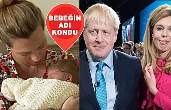Boris Johnson Oğluna 'Hayatını Kurtaran' Doktorun Adını Verdi