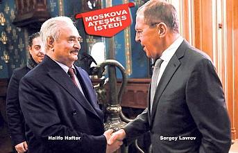 Hafter Vurulunca Ses Rusya'dan Geldi!