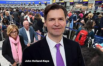 Havalimanında Sosyal Mesafe Nasıl korunacak?