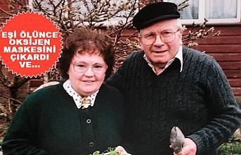 İngiliz Çift Koronavirüsten Aynı Gün Öldü