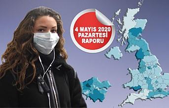 İngiltere'de Koronavirüs Ölüm Rakamında Ciddi Düşüş!