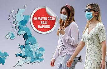 İngiltere'de Koronavirüsten Ölenler 35 Bini Geçti