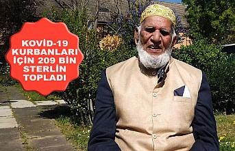 İngiltere'de 100 Yaşındaki Müslümandan Günde 100 Adım Kampanyası