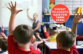 İngiltere'de Okullar O Tarihte Açılacak