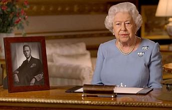 Kraliçe II. Elizabeth'ten 'Kararlılık' Mesajı