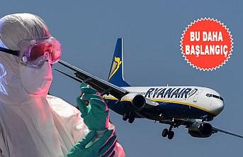 Ryanair, 3 bin kişiyi işten çıkartacak