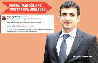 Selçuk Bayraktar'dan CHP'li Ağbaba'ya Sert Cevap