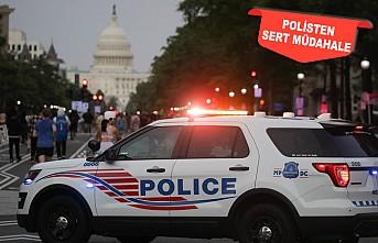 ABD'nin Başkenti Washington'da Sokağa Çıkma Yasağı