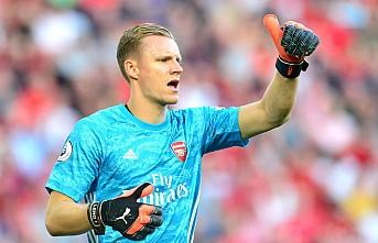 Arsenal Kalecisi Leno 1 Ay Yok