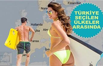 İngiliz Turistin 'Tercih Edeceği' 10 Ülke!