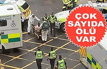 İskoçya'da Otelde Bıçaklı Saldırı!