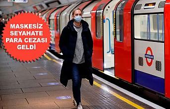 Londra'da Toplu Taşıma Kuralları Sertleşti