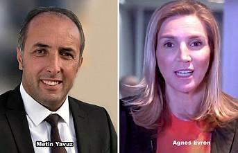 Paris'te İki Türk Kökenli Başkan