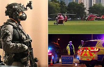 Türkiye İngiltere'deki Terör Saldırısını Kınadı