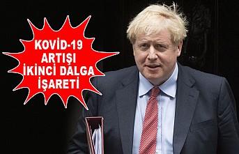 Boris Johnson Avrupa'ya 'İkinci Dalga' Uyarısı!