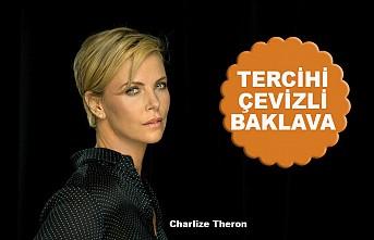 Charlize Theron Baklava Tutkunu