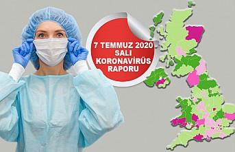 İngiltere'de, Bugün Koronavirüsten 155 Kişi Öldü