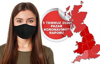 İngiltere'de Koronavirüsten Ölenler 44 Bin 220'ye Çıktı